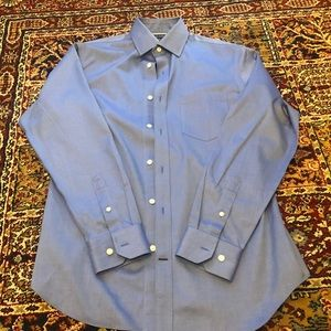 Banana Republic Dress Shirt size Small 14-14 1/2